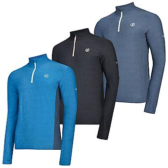 Dare 2b Mens 2019 Reacticate Lightweight Quick Dry 1/4 Zip Pullover