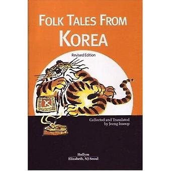 Folk Tales from Korea (3rd) by InSob Zong - 9780930878269 Book