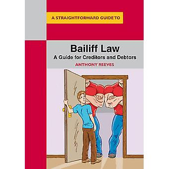 Bailiff Law - A Guide for Creditors and Debtors (New edition) by Antho