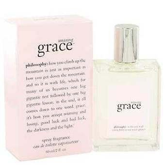 Amazing Grace By Philosophy Eau De Toilette Spray 2 Oz (women) V728-502625