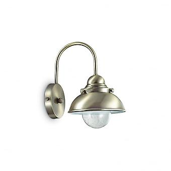 Ideal Lux Sailor Wall Light D20 Bronze