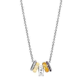 Miss 60 drahých žlté prvky náhrdelník SMGQ01