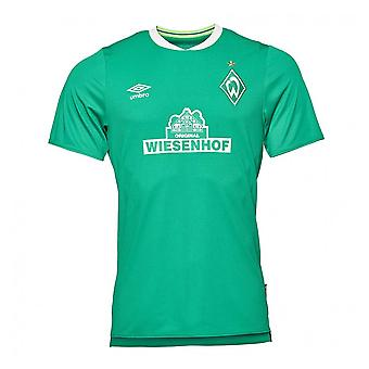 2019-2020 Werder Bremen Home Football Shirt