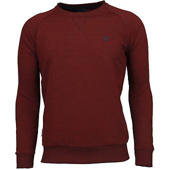 Basic - Sweater - Bordeaux