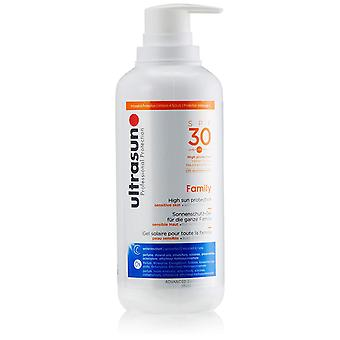 Ultrasun Family SPF30 Sun Protection 400ml