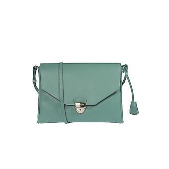 Donna Trussardi's handbag in real leather 1DB435