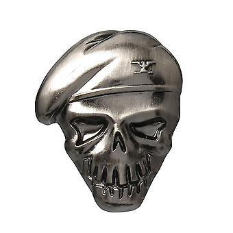 Pin - Suicide Squad - Rick Flag Pewter Lapel New Toys Licensed 45683
