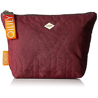 Oilily Spell Cosmeticpouch Mhz 1 - Donna Rot Day Clutch (Burgundy) 7x18x28 cm (B x H T)