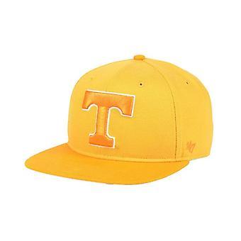 """Tennessee vapaaehtoiset NCAA 47 Brand """"varma ampui"""" tasainen Bill SnapBack hattu"""