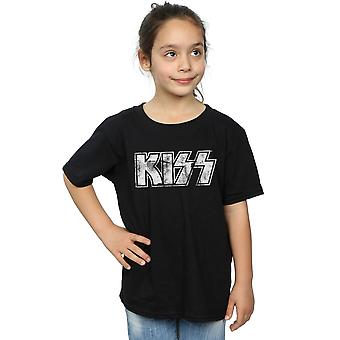 Kiss Girls Vintage Logo T-Shirt