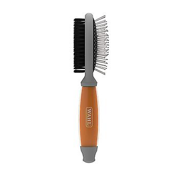 Wahl Gel Handle Double Sided Pet Brush