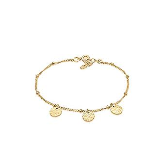 Elli 203342619 Women's Chain bracelet - Gold