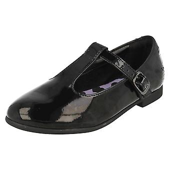 École de puce en forme de t filles Clarks chaussures SelseyFudge