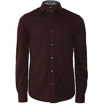 BOSS Regular Fit Jersey Twill Lukas_53 Shirt