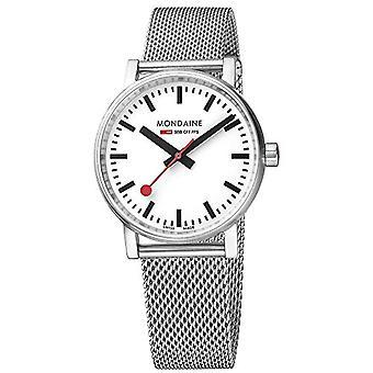 Mondaine Clock Unisex Ref. MSE.35110.SM