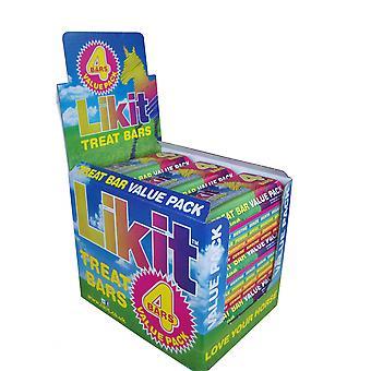 Likit Treat Bar Multipack (pack Of 4)