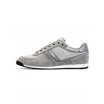 Boss Grey Glaze Low Trainer