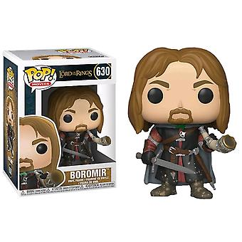 The Lord of the Rings Boromir Pop! Vinyl