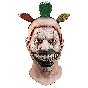 Twisty Clown Deluxe American Horror Story Adult Mens Costume Latex Overhead Mask