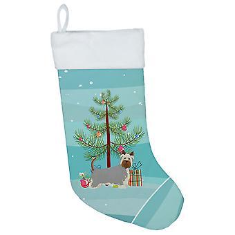 Australische Silky Terrier Weihnachtsbaum Weihnachtsbaum Strumpf