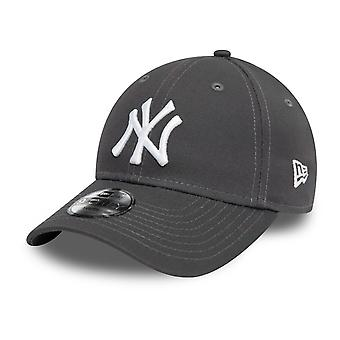 Ny æra 9Forty Kids Cap-New York Yankees grafit