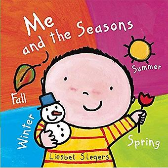 Me and the Seasons (Clavis Toddler: The World)