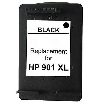 901XL Black  Remanufactured Inkjet Cartridge