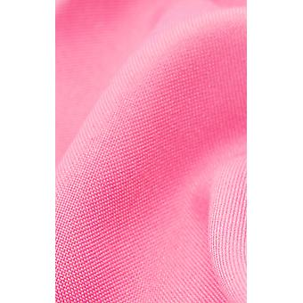 d/Spoke Mens Candy Pink Pocket Square Handkerchief Evening Partywear Accessory