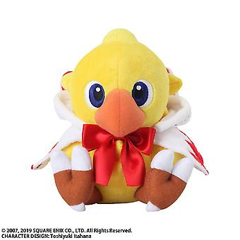 Pluche-Final Fantasy-Chocobo witte Mage Mystery Dungeon elke buddy