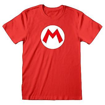 T-shirt rouge Logo Logo Logo Pour hommes