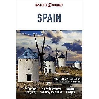 Insight guider Spanien rese guide med gratis eBook av Insight guider