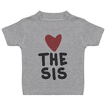 The Family Hearts - Matching Set - Baby / Kids T-Shirt, Mum & Dad T-Shirt