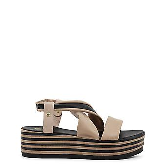 Ana lublin - dinah women's wedges, brown