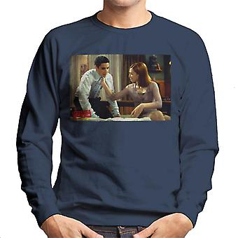 American Pie Jim And Michelle Men's Sweatshirt