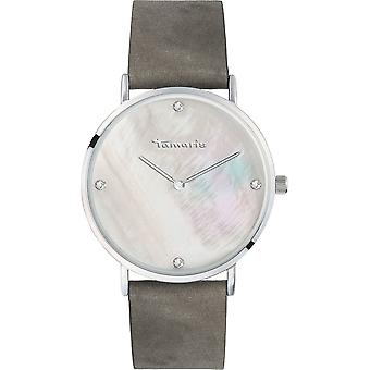 Tamaris - Wristwatch - Anika - DAU 40mm - Silver - Women - TW011 - grey silver