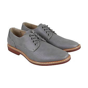Unlisted by Kenneth Cole Jupiter Oxford Mens Gray Casual Oxfords Shoes Shoes