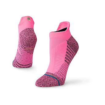 Stance Pepto Tab No Show Socks in Pink