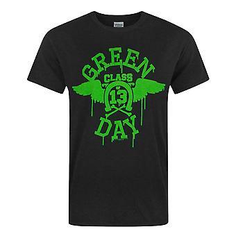 Green Day Neon Men's T-Shirt