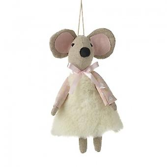 Heaven Sends Easter Mouse Decoration | Gifts From Handpicked