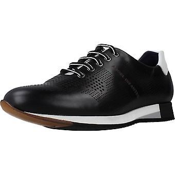 Angel Infantes Sport / Zapatillas 47073a Color Negro