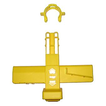 Laguna Powerclear Multi 3500/7000 Secure Clamp/Lock - PT1827