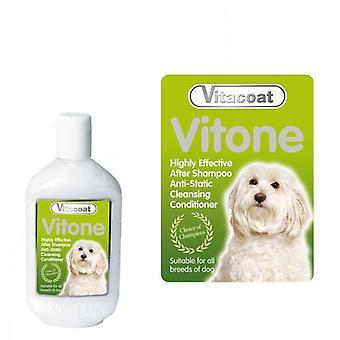Vitacoat Vitone Remplacement d'Huiles (Chiens , Hygiène et toilette , Après-Shampooing)