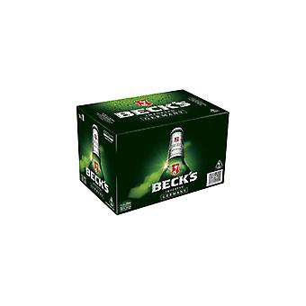 Becks Non Alcoholic Beer-( 330 Ml X 24 Bottles )