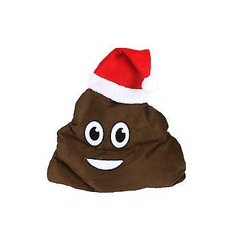 圣诞商店圣诞大便帽