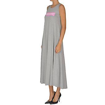 Sweet Matilda Ezgl314037 Women's Grey Viscose Dress