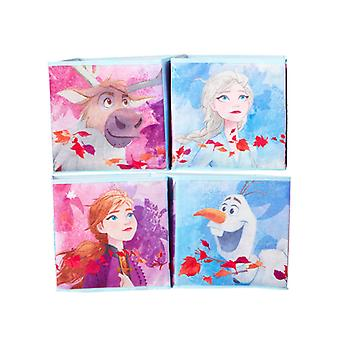 Disney Frozen Cube Storage Boxes