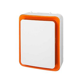 Vertical heater s&p tl32 1800w white orange
