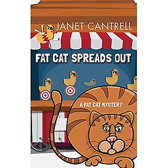 Fat Cat Spreads Out (Fat Cat Mystery)