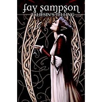 Morgan Le Fay 4 Taliesins Telling by Sampson & Fay