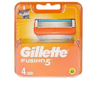 Gillette Fusion Cargador 4 Recambios für Männer